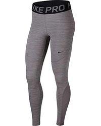 W NP Tght New, Pantaloni Sportivi Donna di Nike in Black