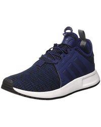X PLR J Basket Mode Garçon Adidas pour homme en coloris Blue