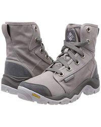 Columbia Gray Camden Chukka Desert Boots