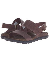 Merrell Brown Around Town Backstrap, J55534