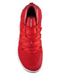 Hyperdunk X TB Nike pour homme en coloris Red