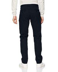 M21010810064 Pantaloni di Marc O'polo in Blue da Uomo