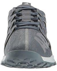 Adidas Originals Gray Vigor Bounce M Trail Runner