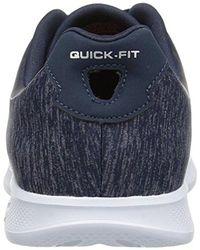 Skechers Blue Performance Go Step Lite-agile Walking Shoe