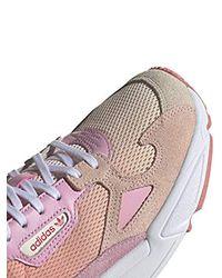 Falcon W, Zapatillas para Mujer Adidas de color Pink
