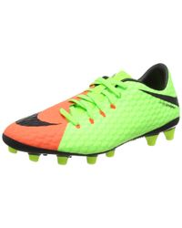 Nike Hypervenom Phelon III AG-Pro Fußballschuhe in Green für Herren
