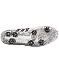 Adidas White Adipure Flex Golf Shoe for men
