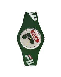 Orologio Casual 38-185-04 di Fila in Green da Uomo