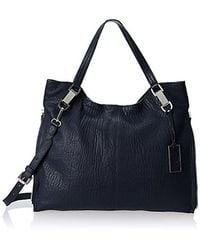 Vince Camuto Blue Riley Tote Bag