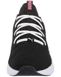 Incite Sneaker pour PUMA en coloris Black