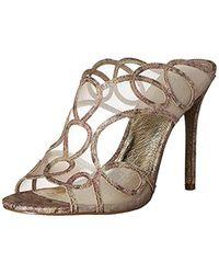 Adrianna Papell Multicolor Glam Dress Sandal