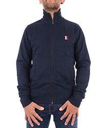 Tommy Hilfiger Blue 10755 Sweater for men