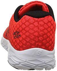 Fresh Foam Beacon New Balance de hombre de color Red