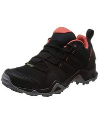 Terrex Ax2r GTX W, Chaussures de Randonnée Basses Adidas en coloris Black