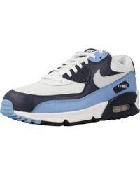 Air Max 90 Essential Nike pour homme en coloris Blanc - Lyst
