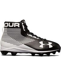 Under Armour Black Hammer Mid Rm Wide (1300749) for men