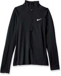 Felpa da di Nike in Black