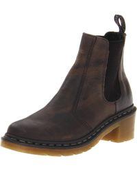 Dr. Martens Black Cadence Chelsea Boots