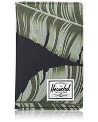 Herschel Supply Co. Multicolor Frank Rfid Card Holder for men