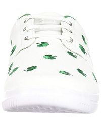 Under Armour Multicolor Critter Encounter Iv Heeled Sandal, White (101)/classic Green, 13 for men