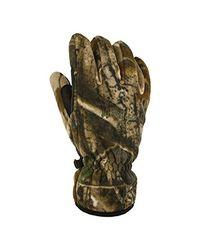 Carhartt - Gray Fleece Work And Hunting Glove for Men - Lyst