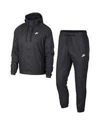 M NSW Ce TRK Suit HD Wvn, Tuta Uomo di Nike in Multicolor da Uomo