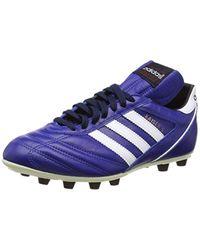 Kaiser 5 Liga, Chaussures de Football Compétition Homme Adidas pour homme en coloris Blue