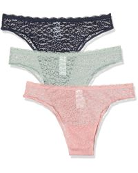 Secret Packs 2 Animal Helanka Braguita brasileña Women'secret de color Multicolor