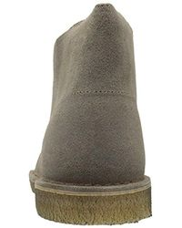 Clarks Brown Desert Chukka Boot for men