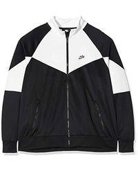 M NSW He WR JKT PK Veste Nike pour homme en coloris Black