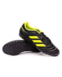 Copa 19.4 TF J, Chaussures de Football Mixte Adulte Adidas en coloris Multicolor