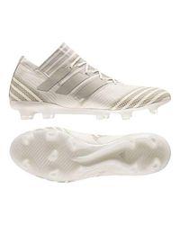 Nemeziz-17.1 FG Chaussures de Football Adidas pour homme en coloris Natural