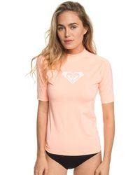 Lycra ches Courtes UPF 50 - - XS Roxy en coloris Pink