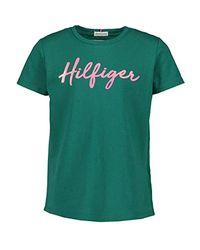 Tommy Hilfiger Green Mädchen, Shirt