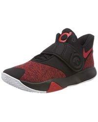 2b675f7e6ec9 Nike  s Kd Trey 5 Vi Basketball Shoes in Black for Men - Lyst