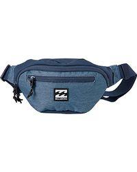 Billabong Blue Java Waistpack for men