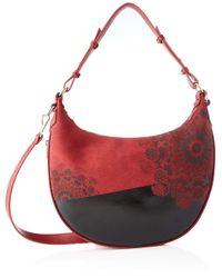 Desigual Red 19waxpcz Cross-body Bag