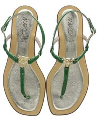 Sandal Marc Cain en coloris Green
