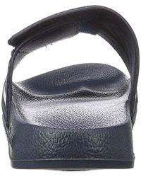 Hummel Unisex-Erwachsene Larsen Sandals Velcro Dusch-& Badeschuhe in Blue für Herren