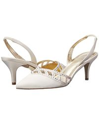 Adrianna Papell White Haven Dress Pump