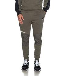 Nike 380 - Green for men