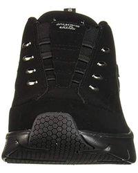 Skechers Black Synergy 3.0 Sneaker, Bbk, 6 M Us