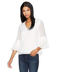 Vero Moda White Bluse