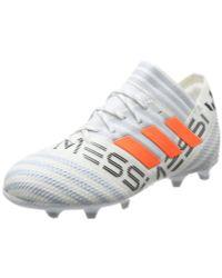 Nemeziz Messi 17.1 Fg J Adidas pour homme en coloris White