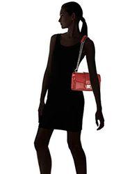 Cleo - Bolsos bandolera Mujer Guess de color Red
