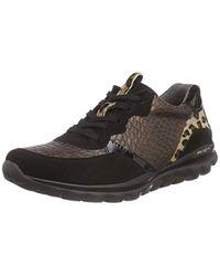 Gabor Black Shoes 36.968 Sneakers