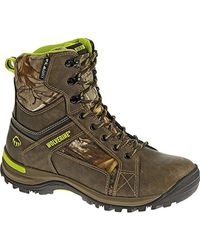 Wolverine Multicolor Sightline 7 Inch Hunting Boot for men