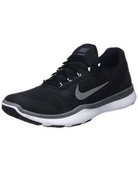 Free Trainer V7, Chaussures de Fitness Homme Cuir Nike pour homme ...