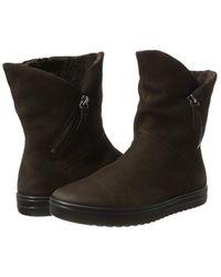 Ecco Black Fara Boots