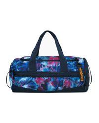 Atlantis Tube Shoulder Bag Petroleo Desigual pour homme en coloris Blue
